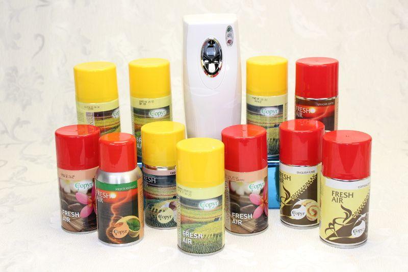 vendita offerta bombola deodorante svuotamento temporizzato erogatore automatico programmabile
