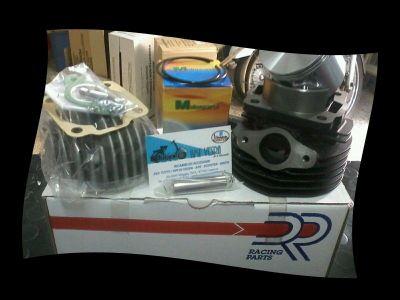 promozione kit gruppo termico offerta kit modifica cilindro e pistone amf motoricambi
