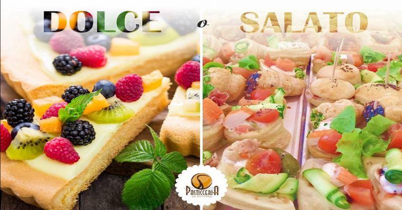 PASTICCERIA LA ROTONDA offerta rinfreschi per feste Verona - occasione aperitivi e buffet