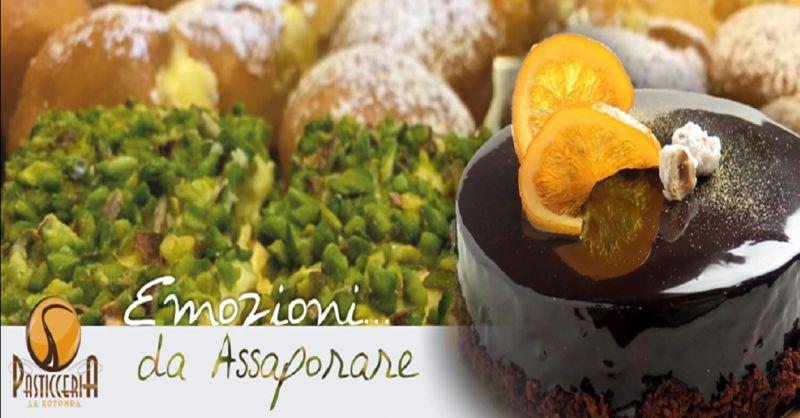 PASTICCERIA LA ROTONDA offerta pasticceria salata a Verona - occasione torte moderne a Verona