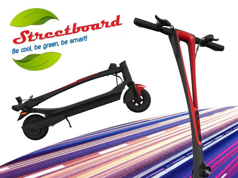 offerta monopattino elettrico streetboard - promozione vendita online monopattino elettrico
