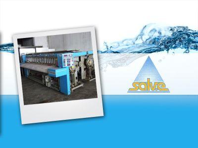 offerta vendita presse da stiro industriali per lavanderie e tintorie professionali verona