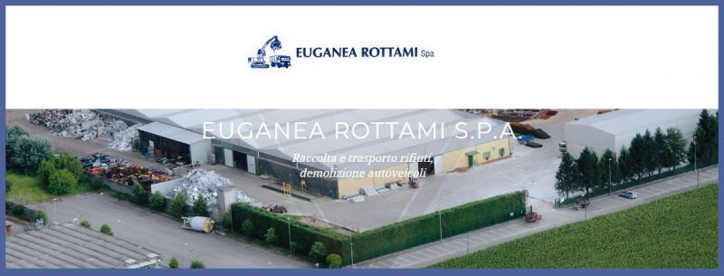 EUGANEA ROTTAMI SPA Offerta commercio rottami vicenza - Occasione servizio raccola ferro