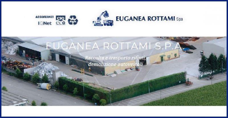 EUGANEA ROTTAMI -  Trova azienda nel vicentino per smaltimento e commercio rottami ferrosi