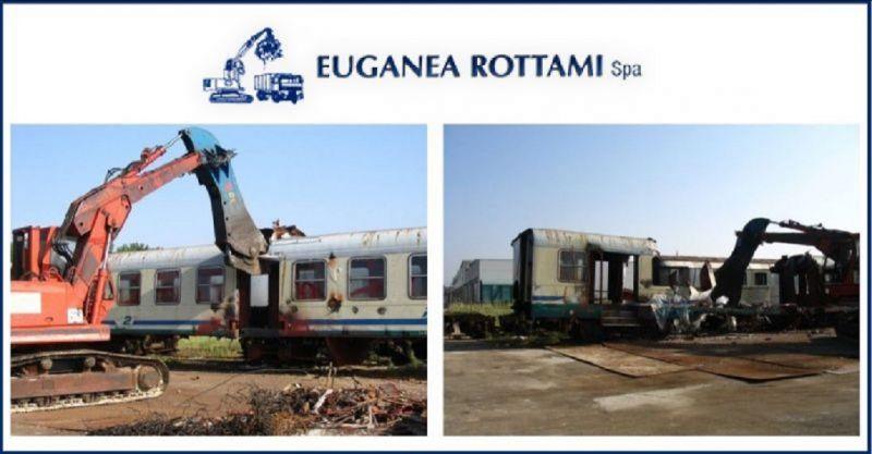 EUGANEA ROTTAMI SPA -OFFERTA SERVIZIO NOLEGGIO DI CASSONI E CONTAINER GRATUITO VICENZA