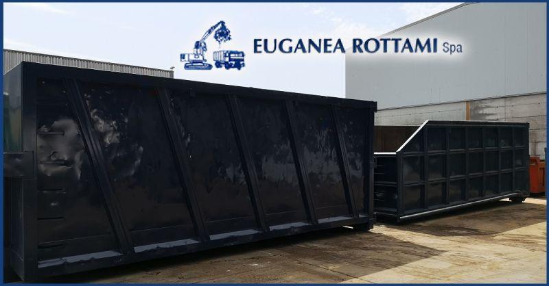 EUGANEA ROTTAMI SPA - Chi fornisce servizio gratuito container raccolta di rottami a Vicenza ?