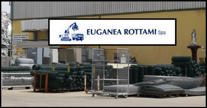EUGANEA ROTTAMI SPA - Aziende che gestiscono ampia gamma smaltimento metalli ferrosi e non
