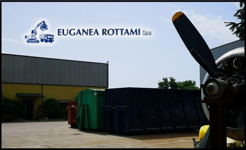 EUGANEA ROTTAMI SPA - Trova azienda con autorizzazioni raccolta trasporto rifiuti ferrosi e non