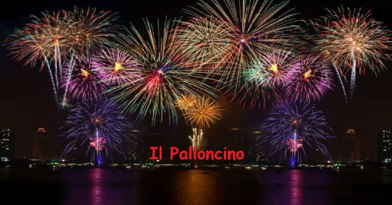 offerta vendita fuochi d'artificio a Verona - occasione articoli pirotecnici per eventi Verona