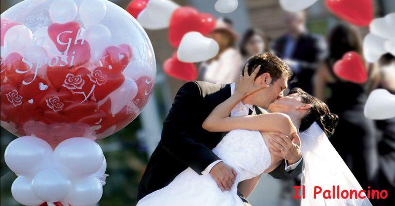 offerta allestimenti per matrimonio a Verona - occasione decorazioni e addobbi per matrimoni
