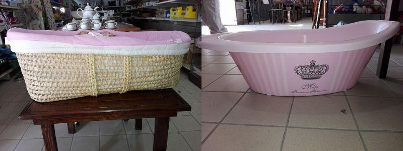 da cercatrova mercatino degli affari trovi trasportino rosa e vaschetta bagno