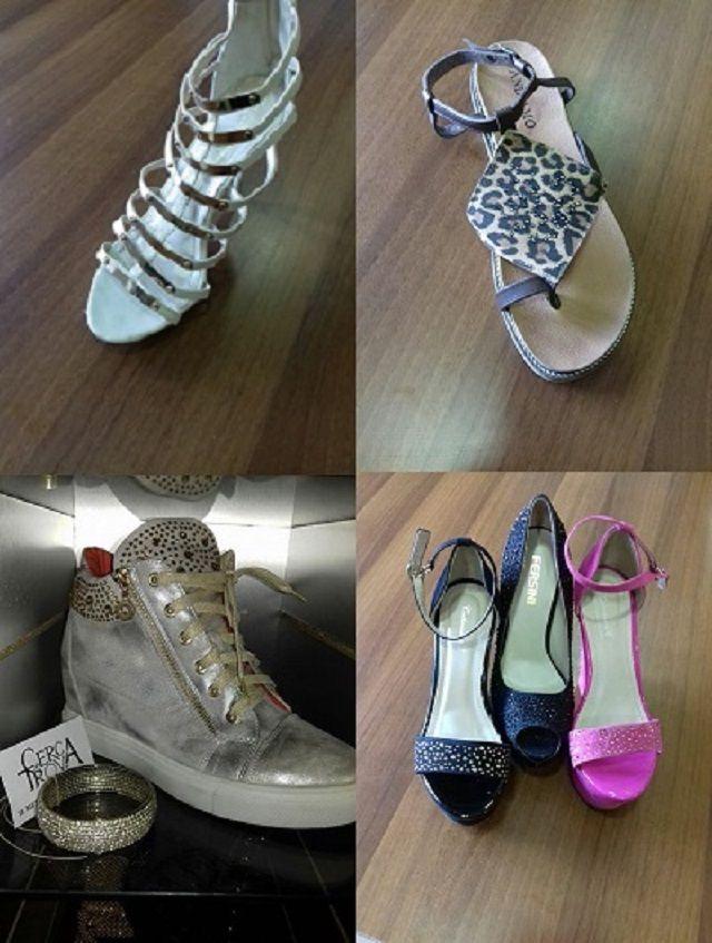 ultimissimi arrivi da cercatrova mercatino degli affari scarpe firmate e made in italy
