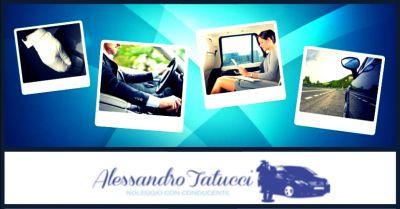 offerta servizio noleggio auto con conducente occasione trasporto con autista per feste