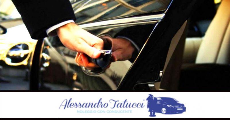 TATUCCI ALESSANDRO - Occasione servizio professionale di noleggio auto con autista a Verona