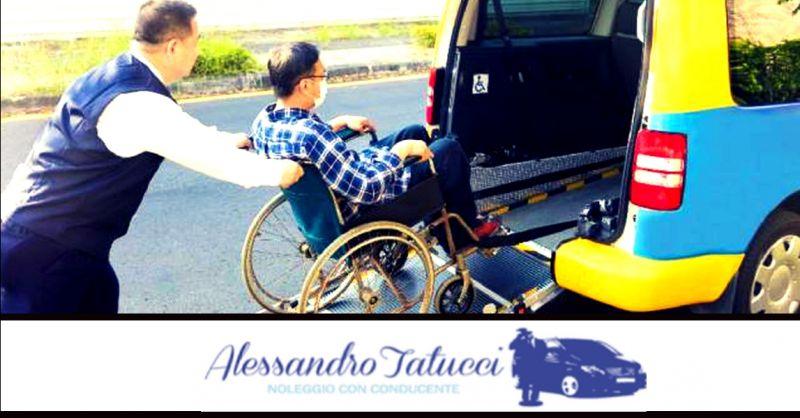 TATUCCI ALESSANDRO - Promozione trasporto privato presso strutture ospedaliere Verona