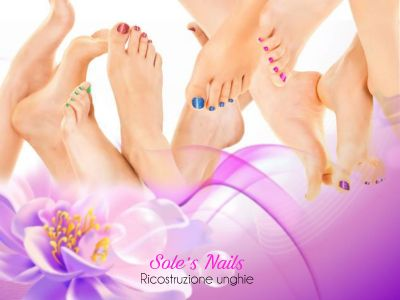 promozione pedicure treviso offerta edicure easycolor treviso soles nails