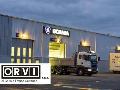 offerta assistenza camion promozione servizi scania orvi