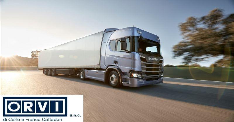 offerta officina camion a Piacenza - occasione revisioni veicoli industriali SCANIA a Piacenza