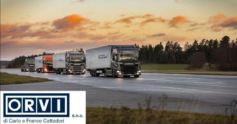 offerta officina per autoarticolati a Piacenza - occasione vendita camion usati a Piacenza