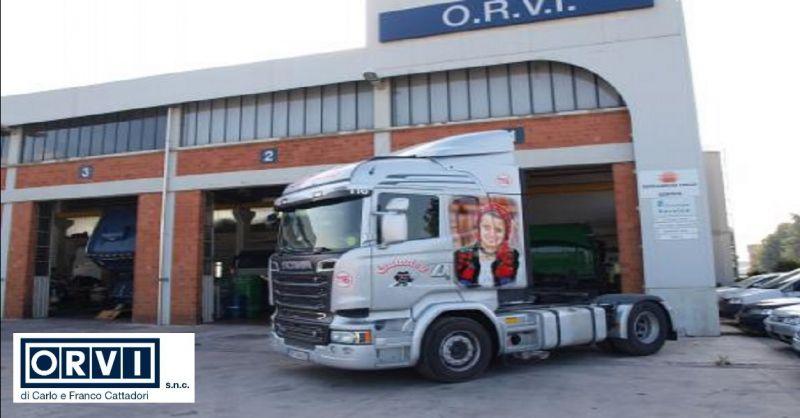 offerta officina autocarri Scania a Piacenza - occasione soccorso per veicoli Scania a Piacenza