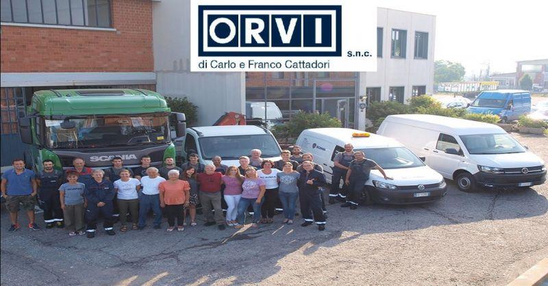 offerta riparazione veicoli commerciali a Piacenza - occasione officina bus e truck a Piacenza