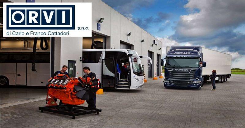 offerta vendita autocarri Scania usati a Piacenza - occasione officina per rimorchi a Piacenza