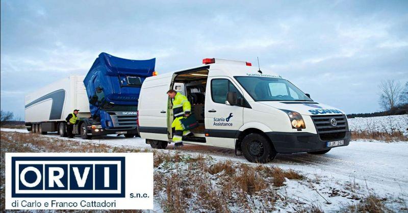 offerta vendita ricambi per autoveicoli a Piacenza - occasione riparazione camion multimarca