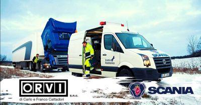 promozione servizio scania assistance piacenza offerta assistenza stradale scania 24h piacenza