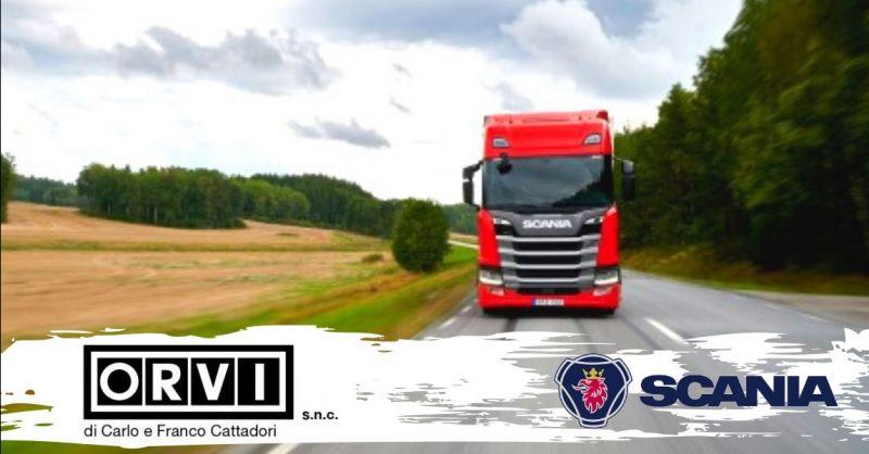 Promozione vendita pezzi di ricambio veicoli industriali Piacenza - offerta ricambi camion
