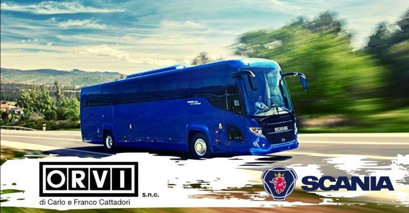 Promozione vendita veicoli industriali usati - occasione riparazione autobus e truck Piacenza