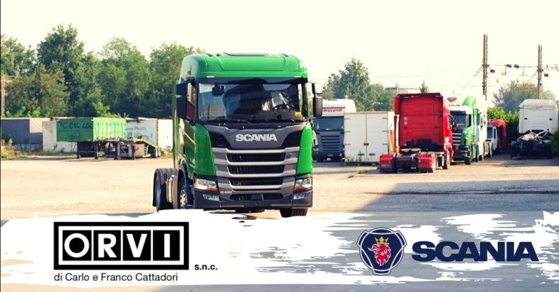 Promozione officina specializzata in revisioni camion - offerta manutenzione mezzi pesanti