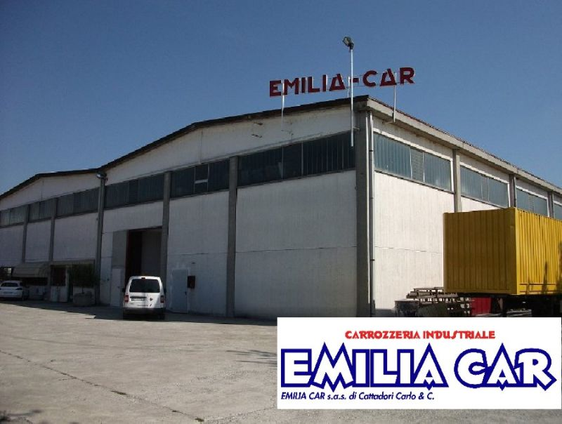Offerta carrozzeria industriale - Promozione assistenza veicoli industriali - Emilia Car