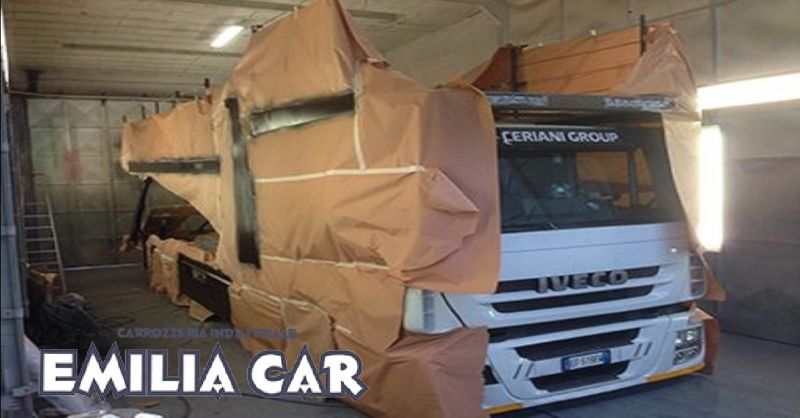 offerta riparazione veicoli commerciali a Piacenza - occasione rinnovo veicoli industriali