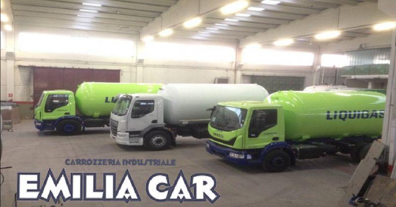offerta carrozzeria veicoli commerciali a Piacenza - occasione carrozzeria autorizzata Irizar