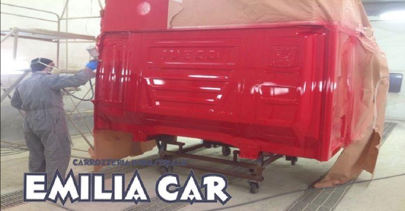 offerta rinnovo veicoli commerciali Piacenza - occasione officina camion e rimorchi a Piacenza