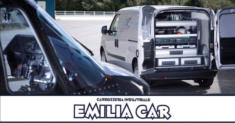 Offerta allestimenti per officine mobili - occasione servizio di allestimento furgoni Piacenza