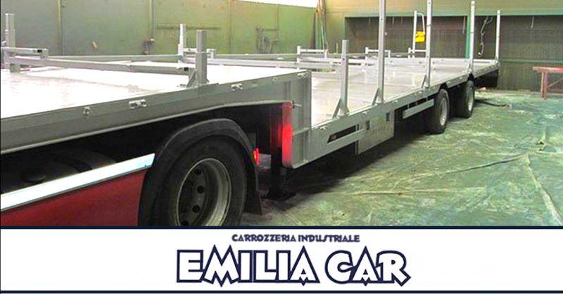 Offerta sabbiatura e verniciatura veicoli industriali - occasione carrozzeria camion Piacenza