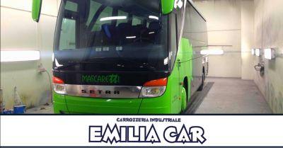 offerta servizio di riparazione autobus piacenza occasione sostituzione cabine camion piacenza