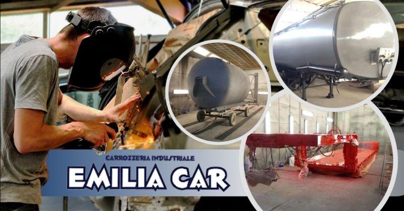 Offerta servizio sabbiatura rimorchi Cremona - Occasione verniciatura veicoli industriali Milano