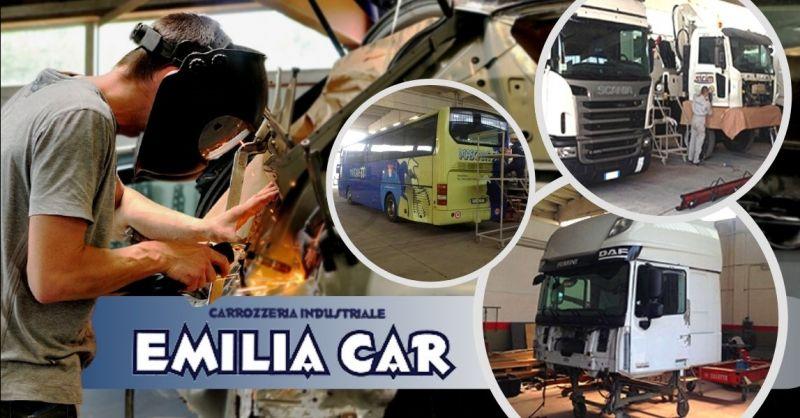 Offerta carrozzeria veicoli industriali Scania Genova - Occasione riparazione veicoli speciali Genova