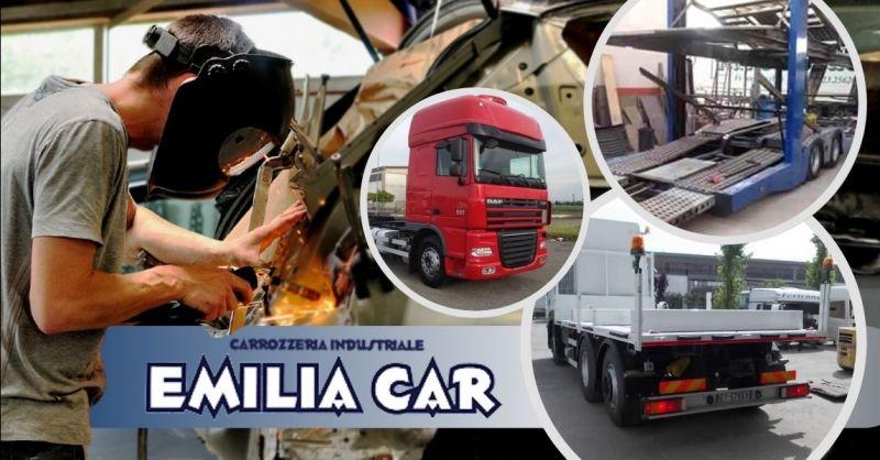 Offerta carrozzeria autorizzata veicoli Scania Lodi - Occasione servizio verniciatura veicoli industriali Brescia