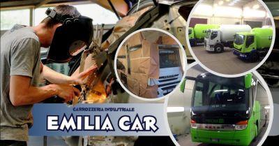 offerta carrozzeria specializzata truck bus cremona occasione servizio sabbiatura semirimorchi pavia