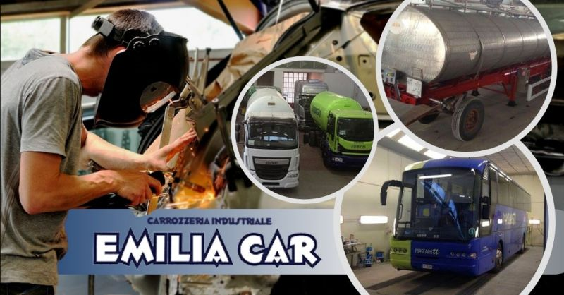 Offerta trova la migliore carrozzeria camion Bergamo - Occasione riparazione carrozzeria veicoli speciali