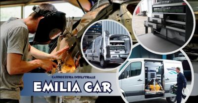 offerta servizio allestimento furgoni a parma occasione allestimento officina mobile a parma