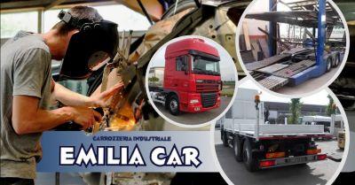 offerta trova carrozzeria autorizzata daf bergamo occasione servizio allestimento furgoni brescia