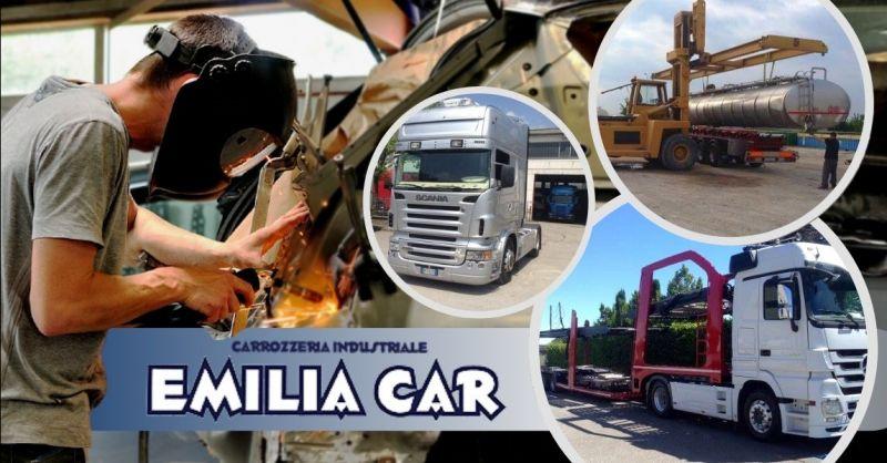 Offerta trova carrozzeria Scania autorizzata Brescia - Occasione allestimenti veicoli commerciali a Bergamo