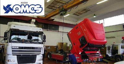 offerta riparazioni automezzi daf a piacenza occasione officina per camion a piacenza