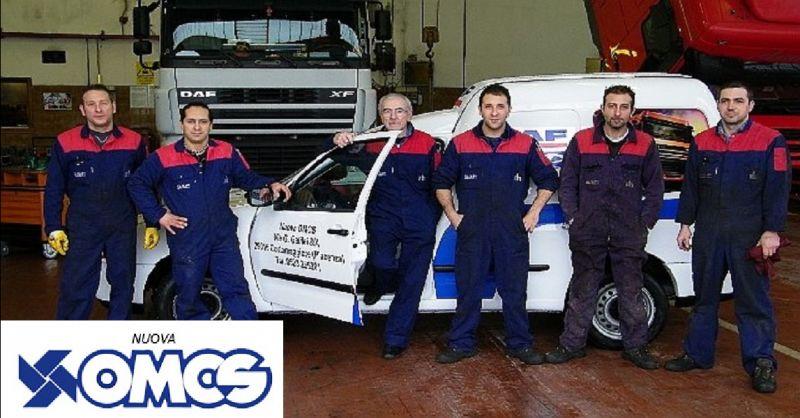 offerta prodotti e servizi per autoveicoli Piacenza - occasione servizi di revisione per camion