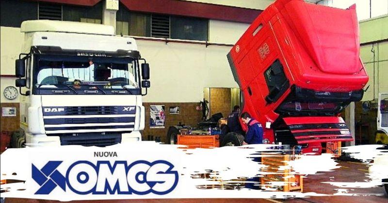 Promozione officina autorizzata Daf Piacenza - occasione centro revisione camion Piacenza