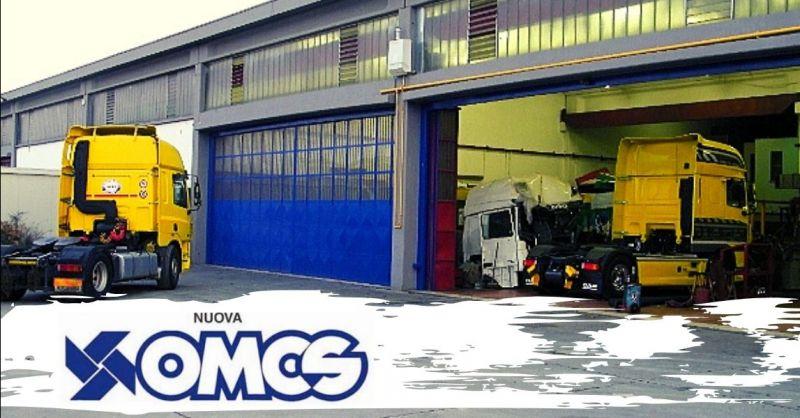 NUOVA OMCS - Promozione officina specializzata in revisione mezzi da lavoro Piacenza